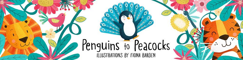 Penguins to Peacocks