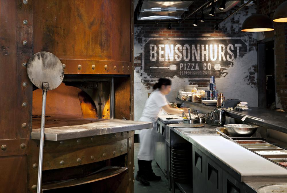 Bensonhurst Pizza Co.