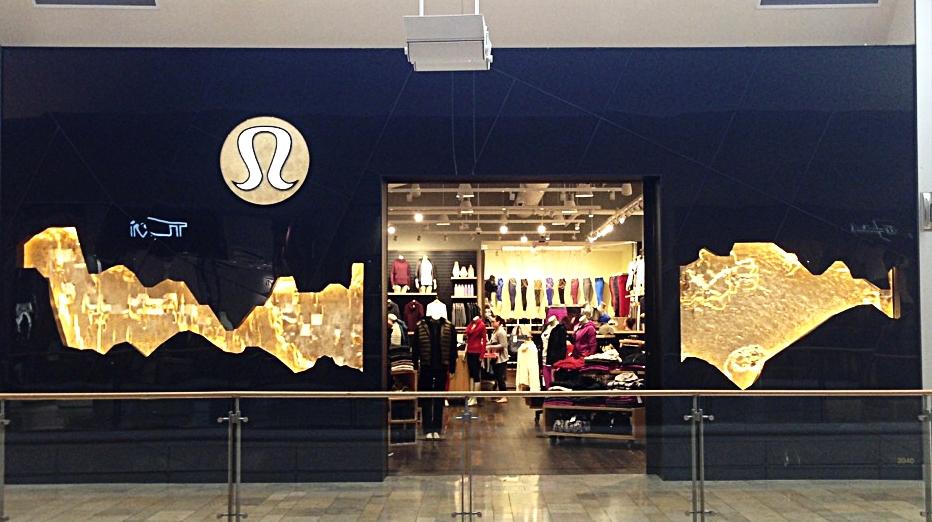 Lululemon, Vegas Fashion Mall