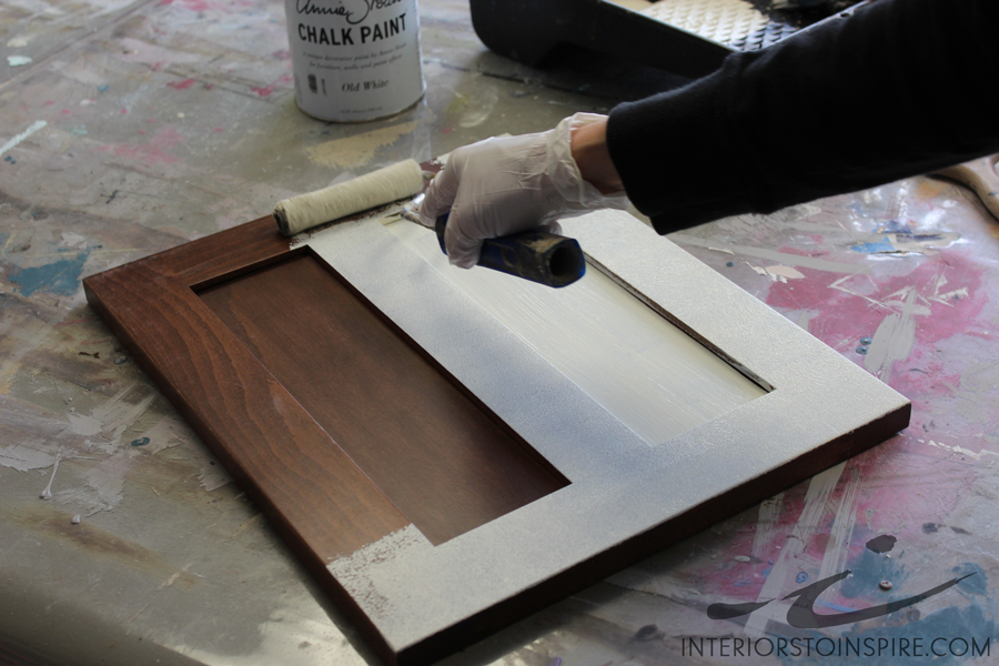 How to Roll Chalk Paint™ by Annie Sloan