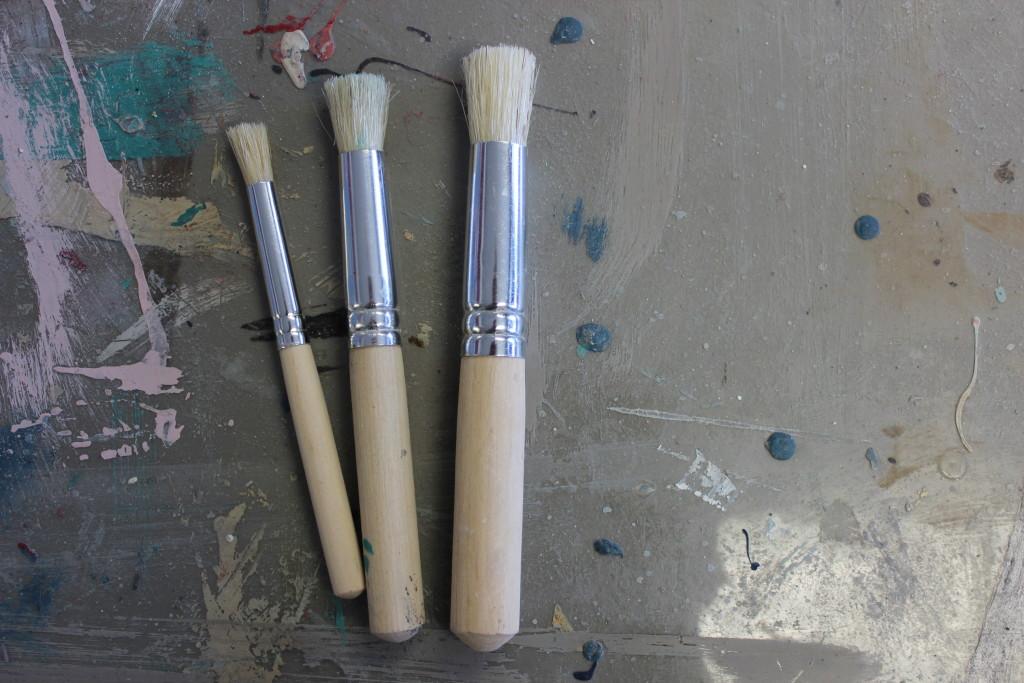 Artisan Enhancements Stencil Brush Set