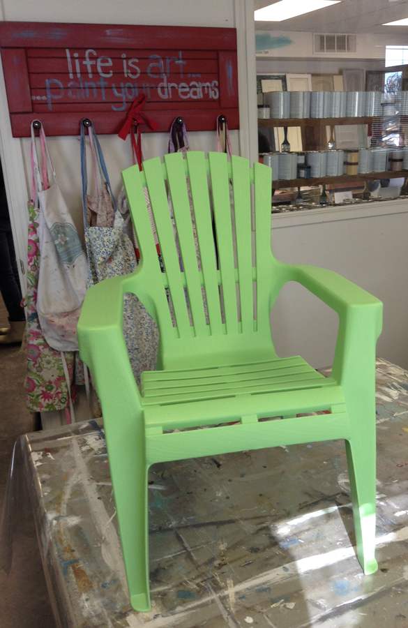 Chalk Paint™ by Annie Sloan Outdoor Finish
