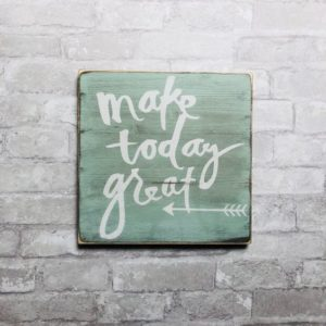 Hand Painted Sign Tutorial Interiors To Inspire