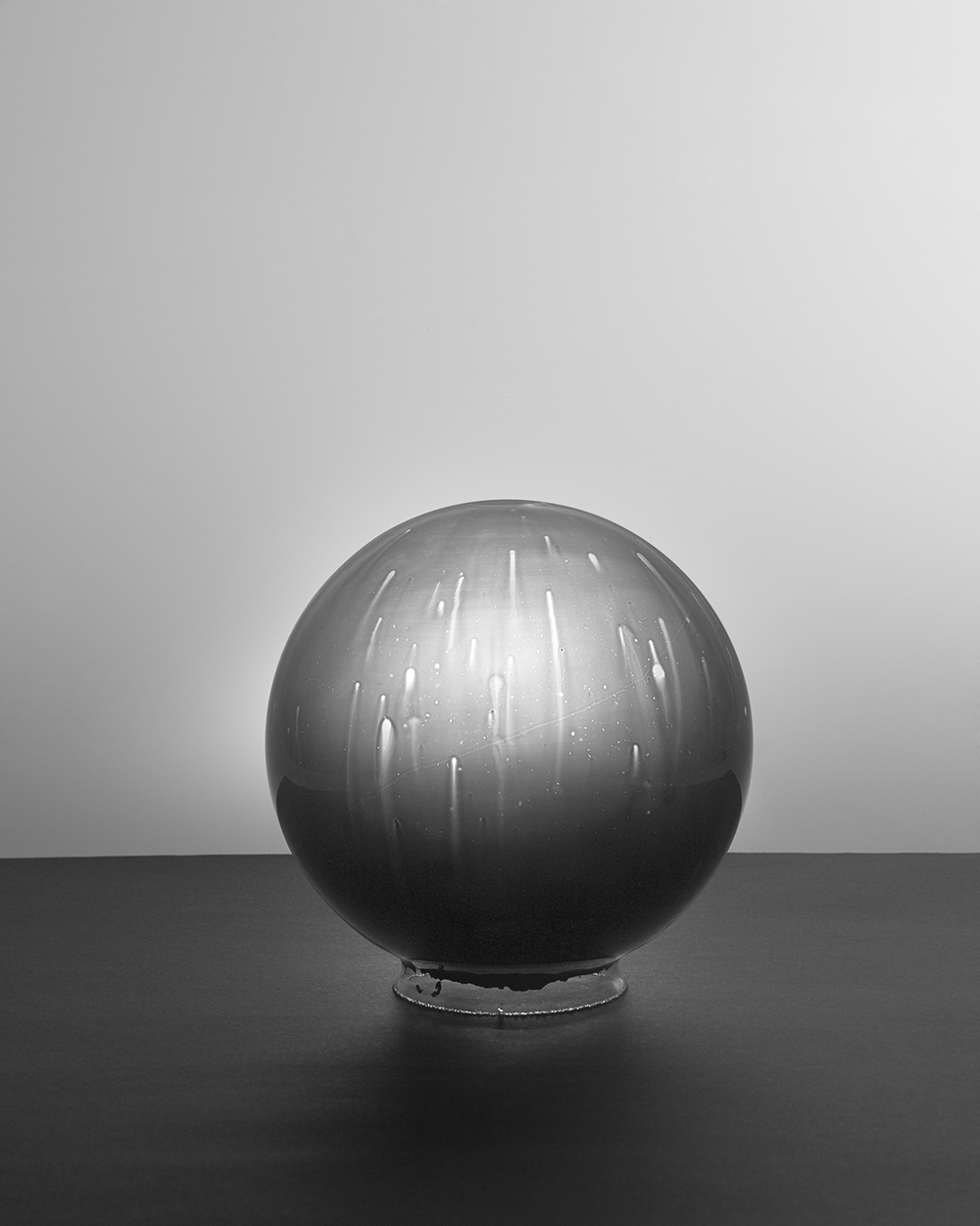 Glass Sphere Negative, #18