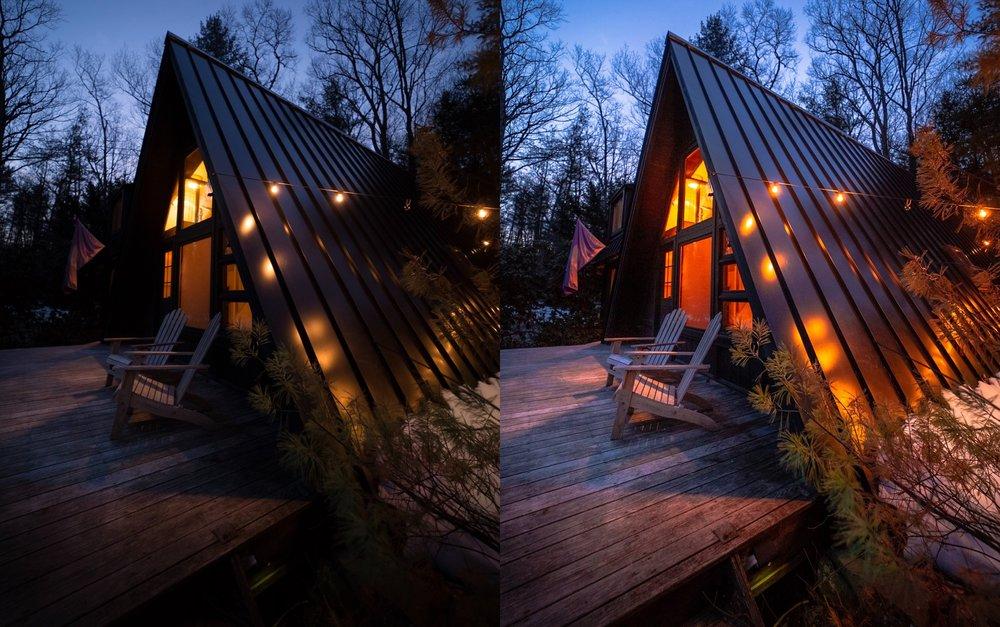 Cabin Glow