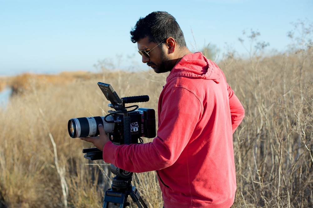 Dilip Isaac, Director of Photography