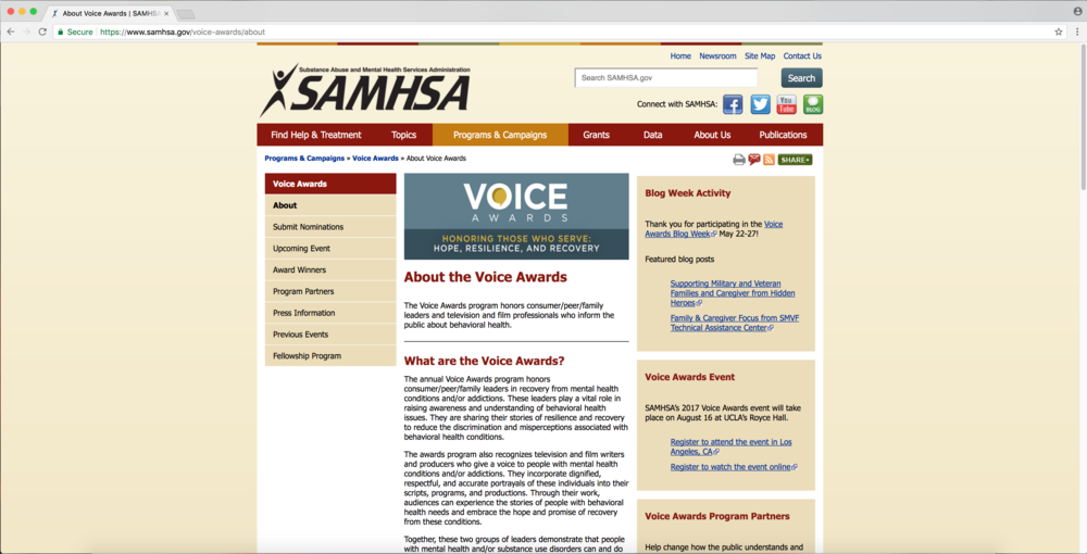VPRP_SAMHSA2017VoiceAwards_ScreenShot.png