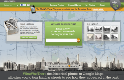 whatwasthere launches historical photo overlay to show google maps