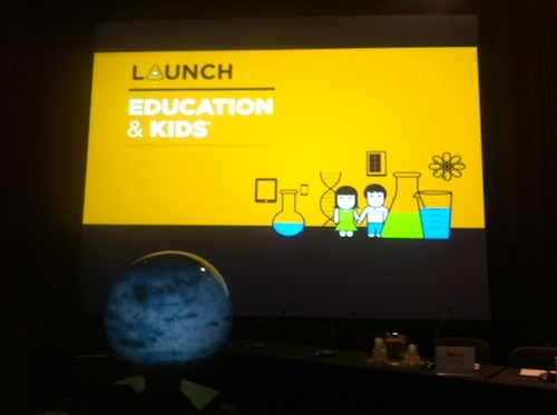 Live Blogging LAUNCH Education & Kids - Day Two — LAUNCH