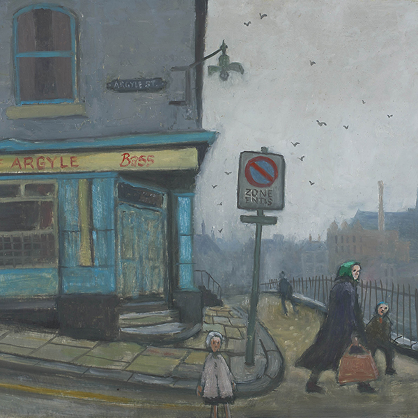 Norman Cornish: Paintings, Watercolours and Drawings