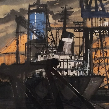 JWB171 BELL, James Williamson - Gem, Chinese ink and watercolour on paper copy.jpg