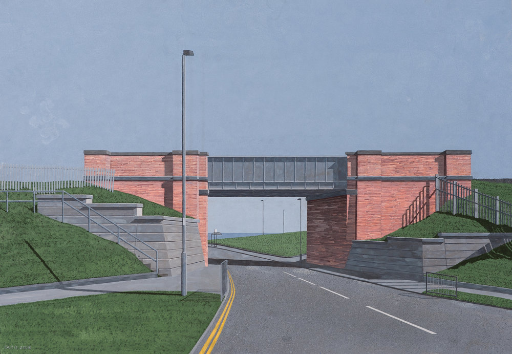 Peter Farr - Metro Bridge - Whitley Bay.jpg