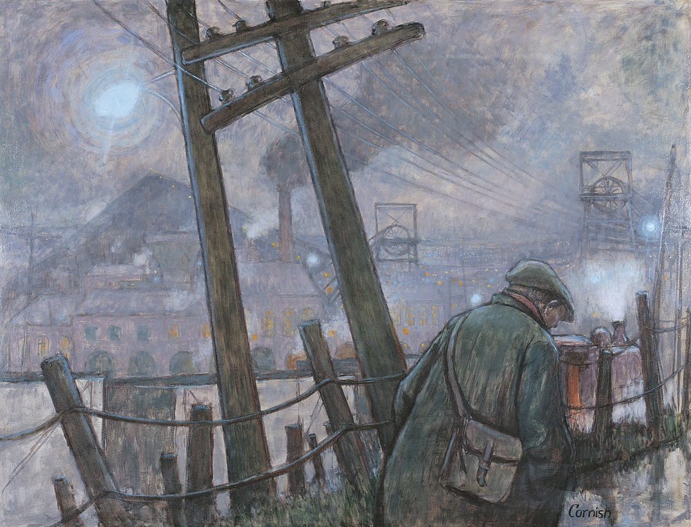 NormanCORNISH - MBE | 1919 - 2014