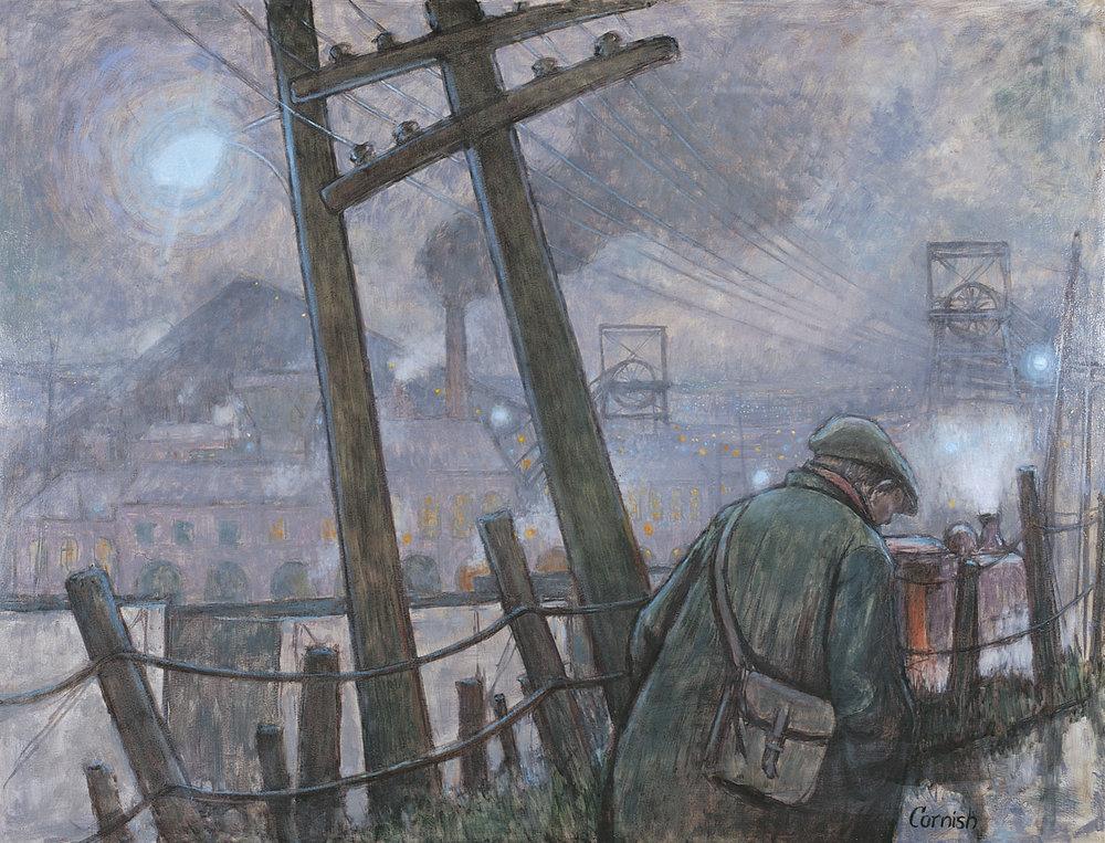 NormanCORNISH - MBE | 1919 - 2014
