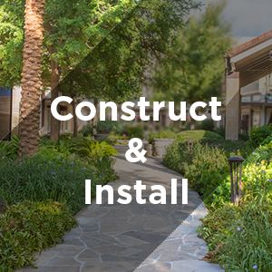 construction and installation services