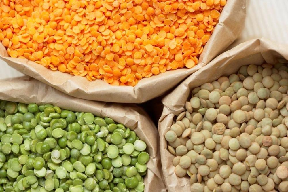 Also lentils are  delicious