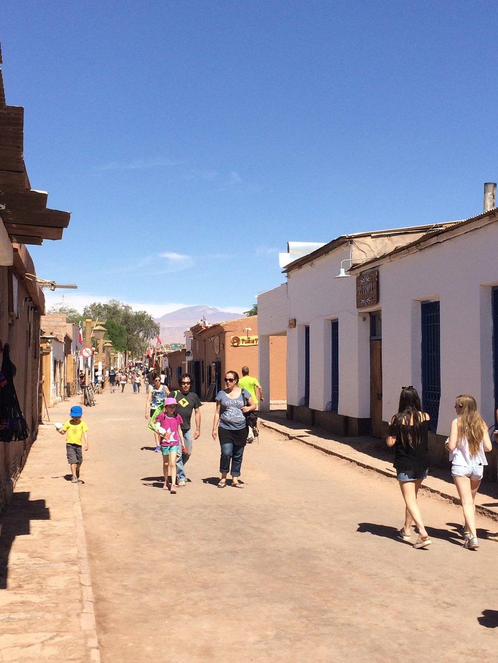 Vila San Pedro do Atacama