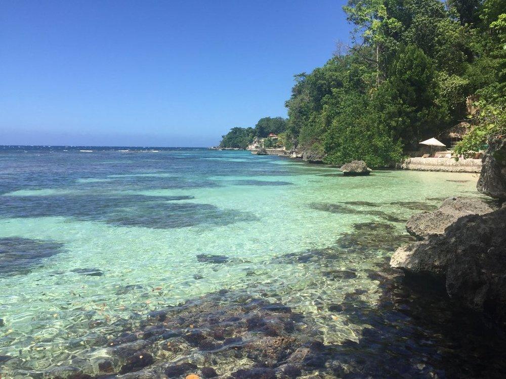 Mar da Jamaica.