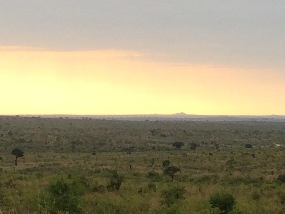 Nascer do Sol Kruger Park