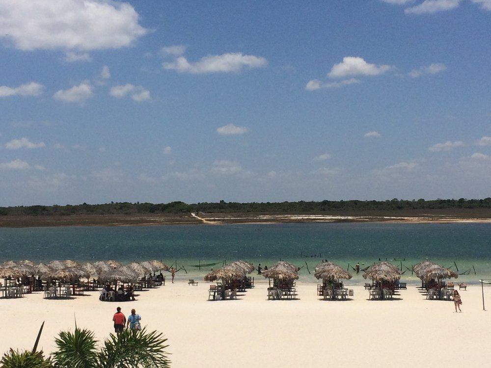 Lagoa do Paraíso é realmente um paraíso.