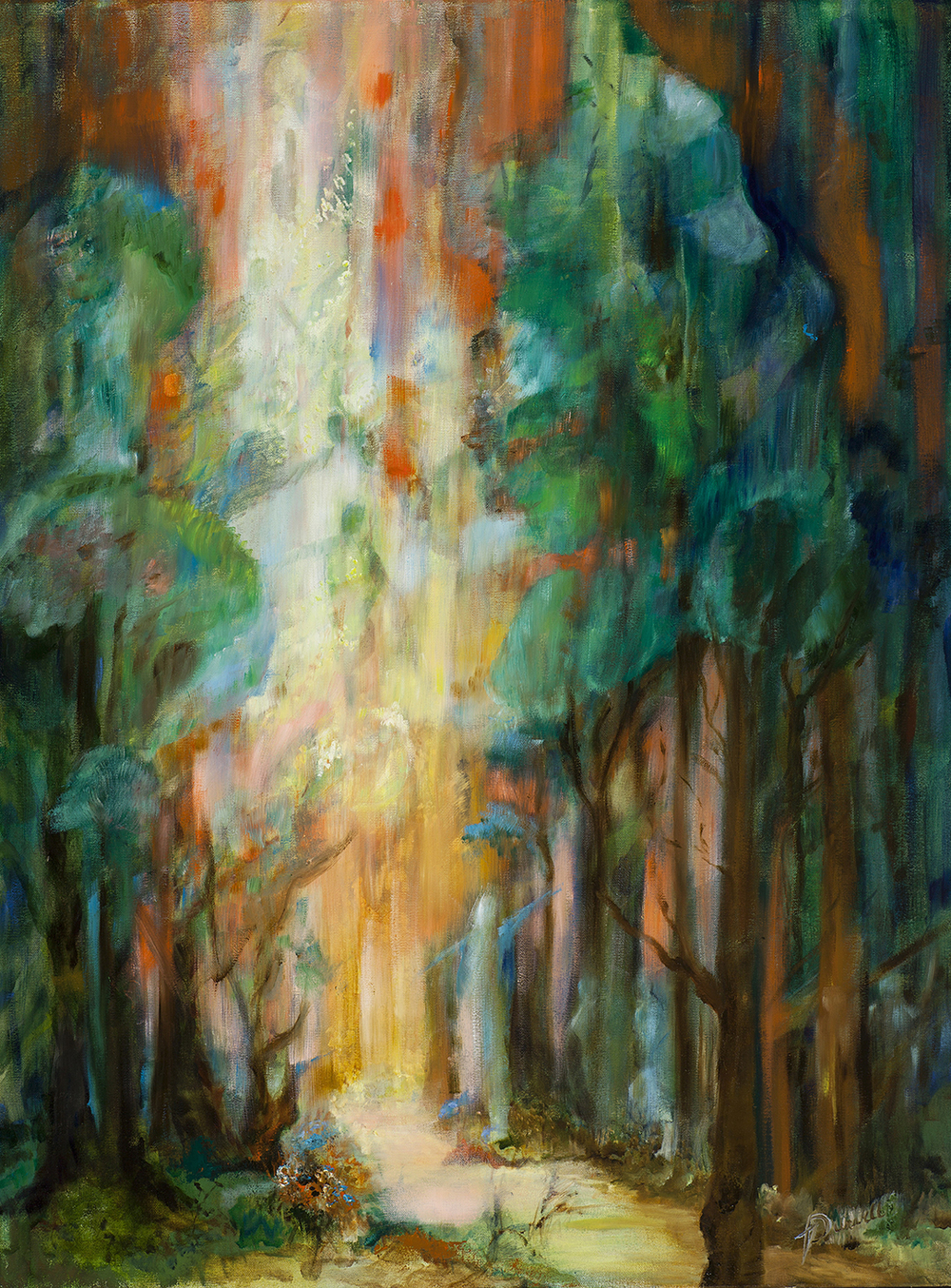 A New Dawn 30x40  oil on canvas low res.jpg