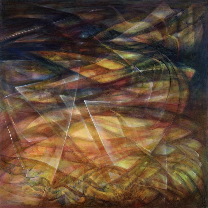 """""""The New Earth"""" by Marika Popovits"""