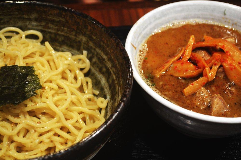 Wagaya Tsukemen - $12.75