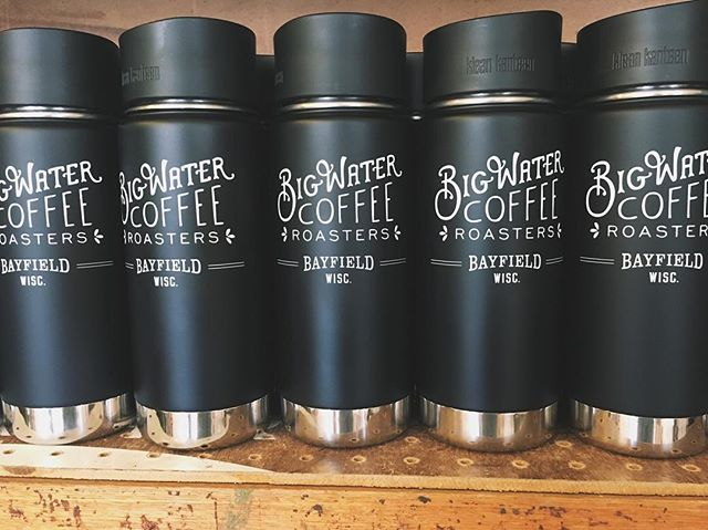 Back in stock. Get yours in the cafe! @kleankanteen