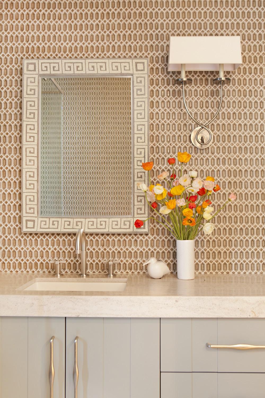Vibe Odyssey Mosaic in Velvet, Porto Beige Limestone Slab.jpg