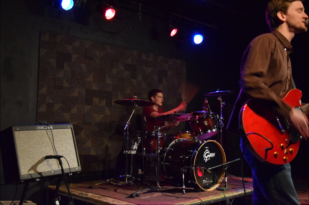 The Wire Frames @ House of Bricks Des Moines, IA 3/29/14