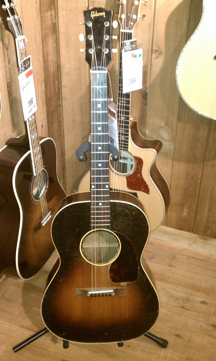Vintage 50's Gibson