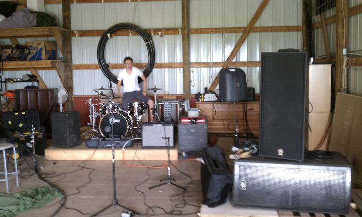 The Practice Barn