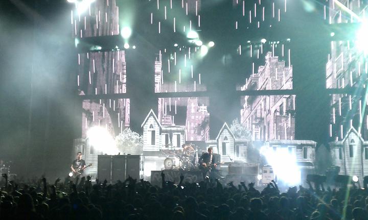 Blink-182 in Des Moines