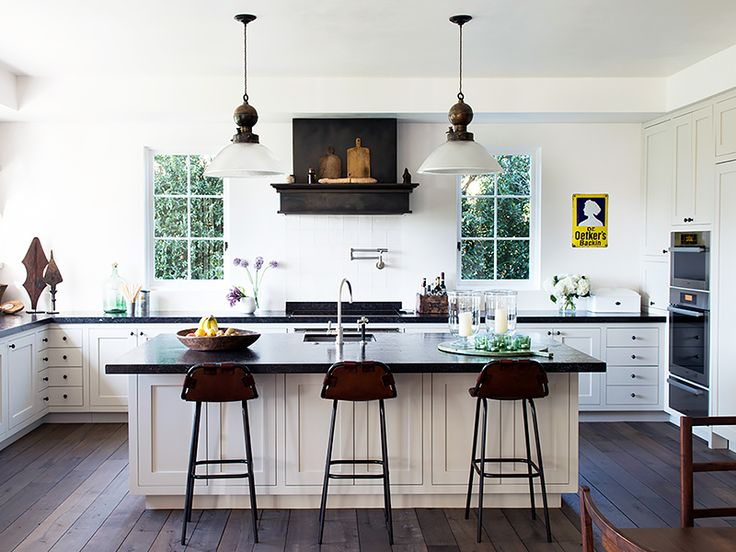 JOURNAL // a modern + country kitchen — AMANDA STEINER DESIGN