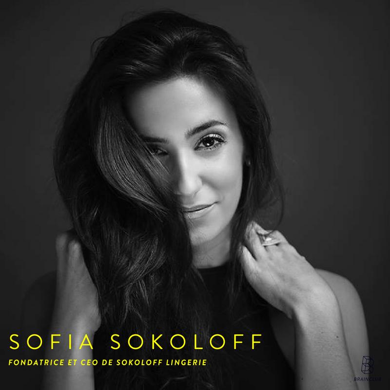 SOFIA SOKOLOFF - Sofia Sokoloff est la fondatrice de Sokoloff Lingerie, une maison de lingerie indépendante, fabriquée au Canada.C'est pendant ses études au Collège LaSalle en design de mode et à l'École Supérieur de Mode de Montréal en gestion industrielle qu'elle lance la marque. Deux and plus tard, en 2014, elle décide de se consacrer à Sokoloff Lingerie à temps plein. Elle engage ses premiers employés et incorpore l'entreprise en Janvier 2015.Aujourd'hui, elle dirige une équipe de 9 personnes. Ensemble, ils manufacturent et distribuent en ligne, mais aussi dans plus de 75 magasins dans 4 pays.