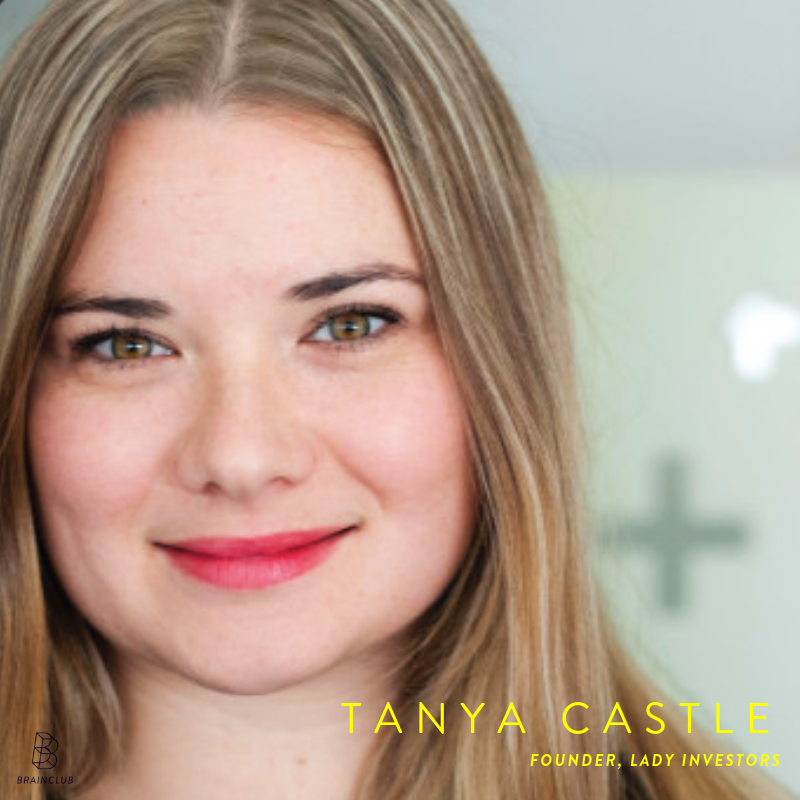 Tanya Castle - Tanya launched Lady Investors : a community of women that meet once a month to talk about money, personal finance, investing and more.
