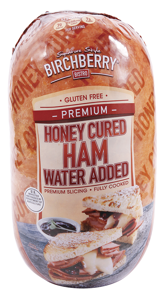 Honey Cured Ham