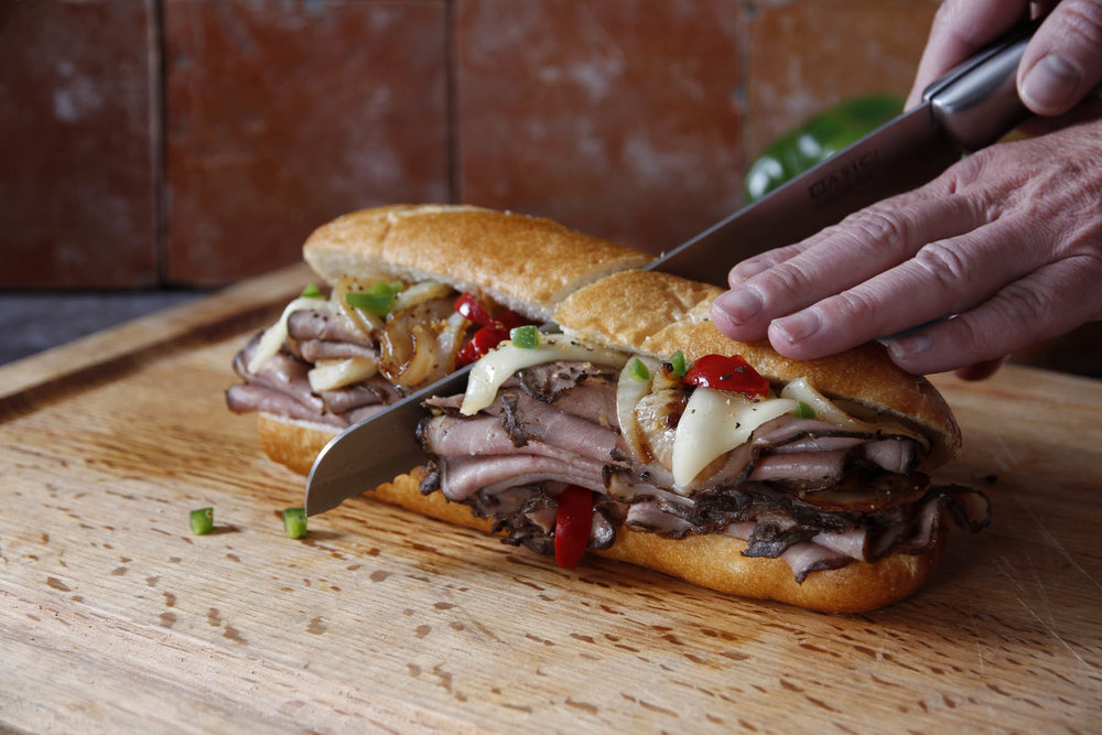 Birchberry Seasoned Italian Roast Beef