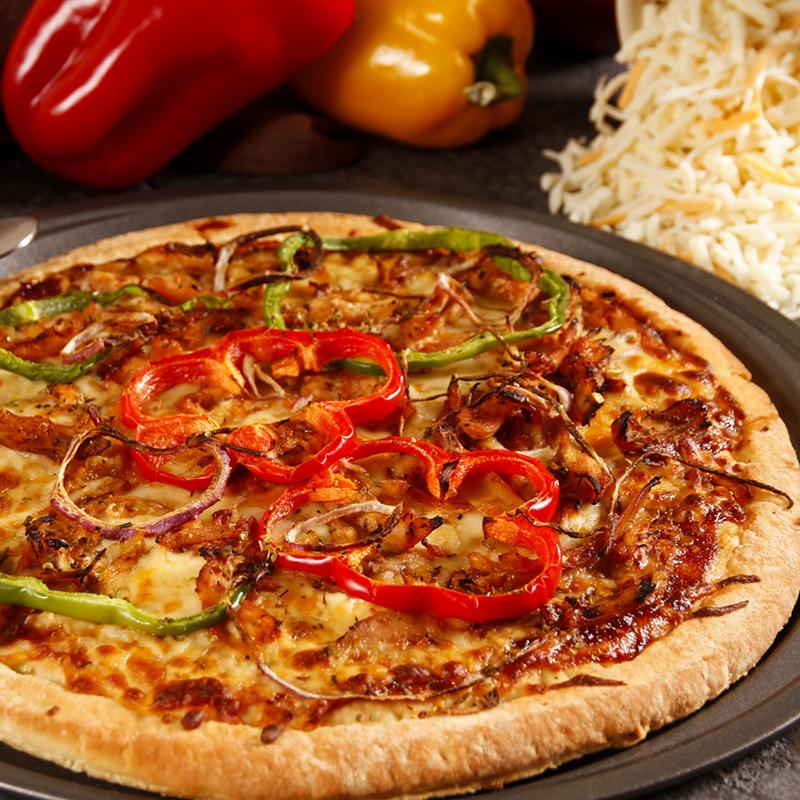 Birchberry Hand Crafted BBQ Chicken Pizza