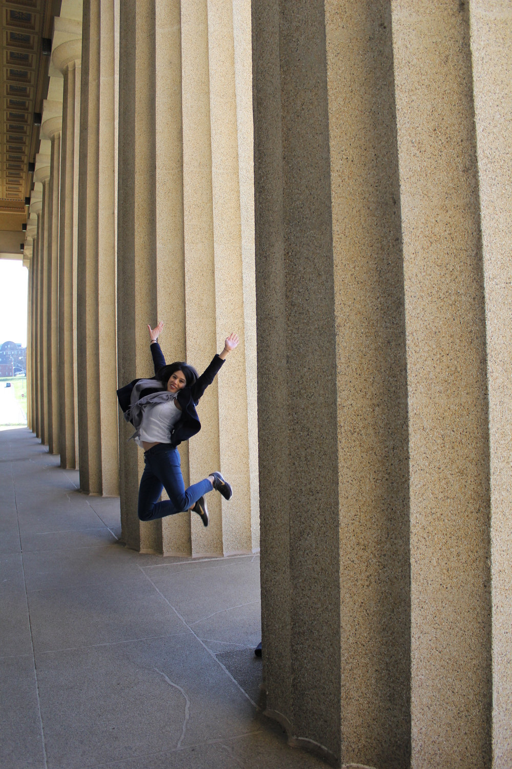 parthenon adventures, nashville, tn.