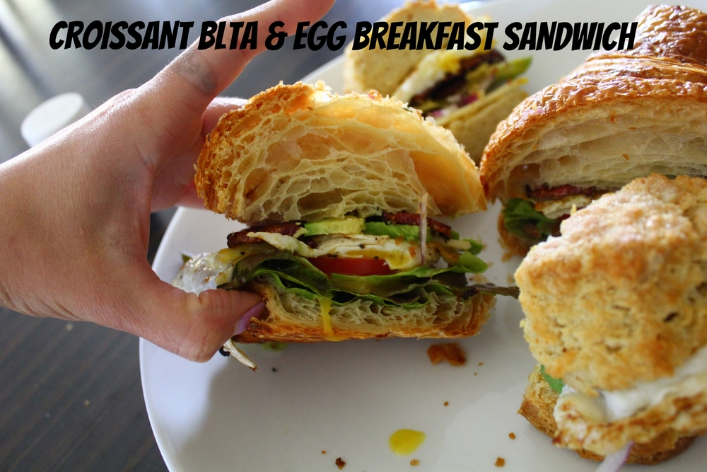 BREAKFAST SANDWICHES WITH GRAND CENTRAL BAKERY