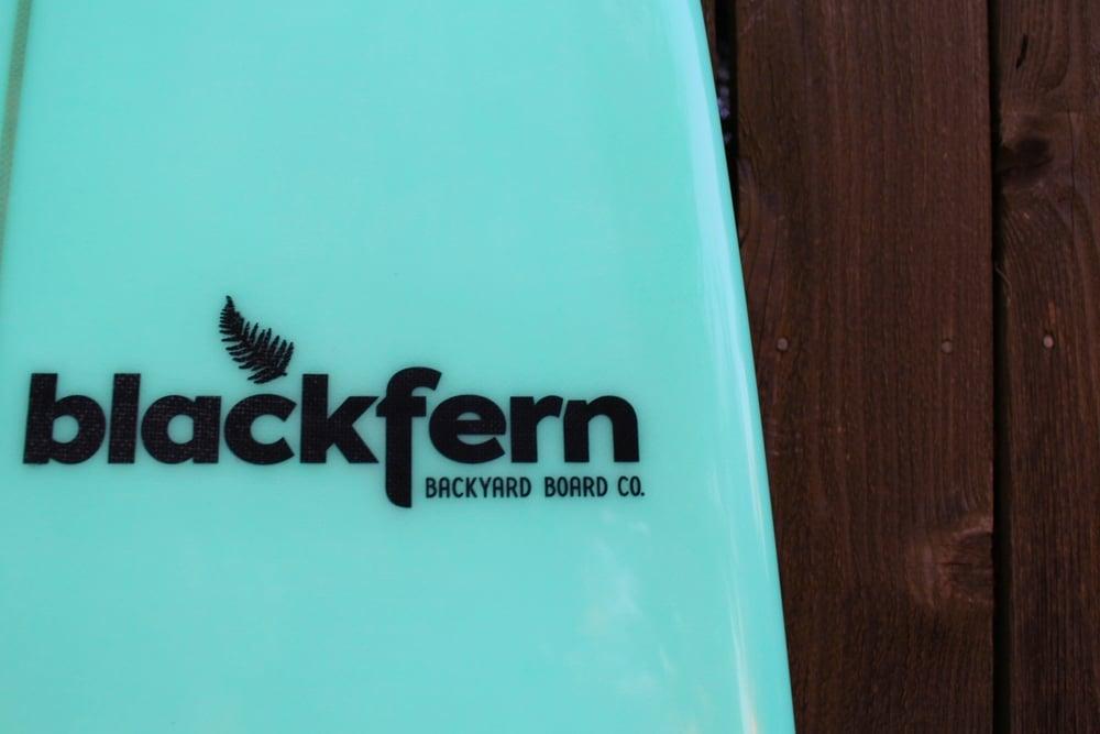 blackfern surfboards