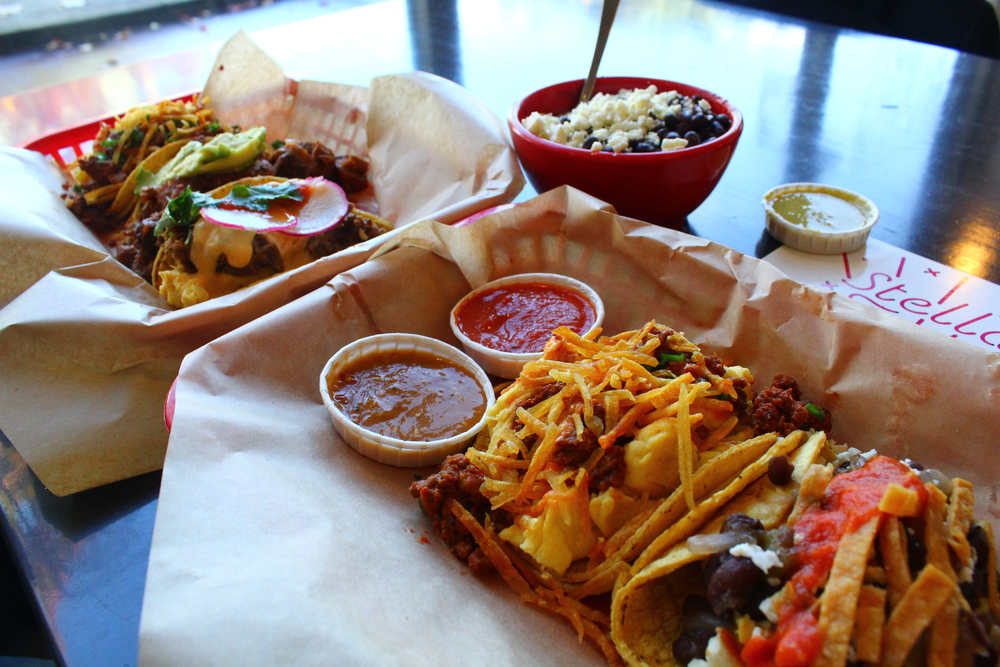 stella taco's breakfast tacos