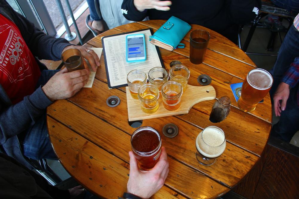GUYS WEEKEND IN PORTLAND OR, CRAFT BEER AND FAVORITE RESTAURANTS