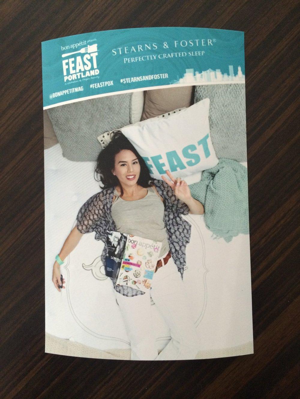 FEAST GRAND TASTING 2015