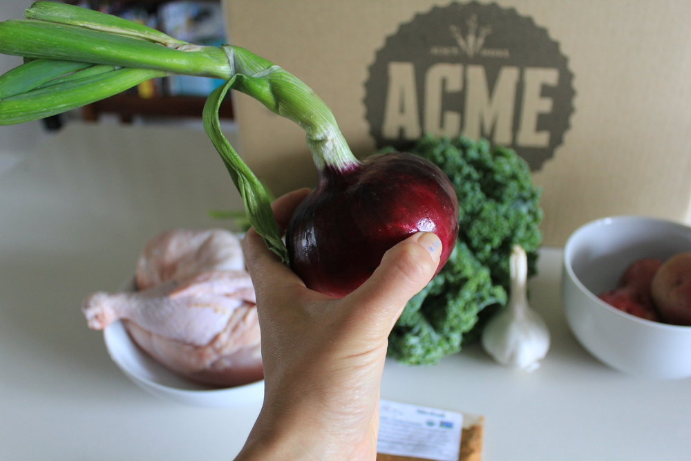 ACME farms + kitchen