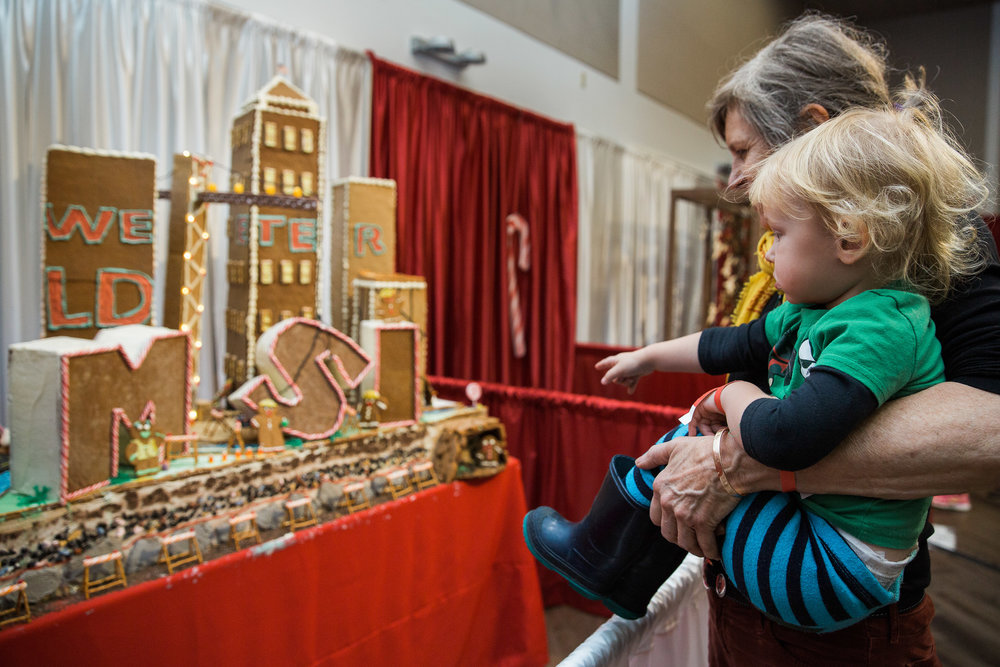 OMSI GINGERBREAD ADVENTURES RETURNS