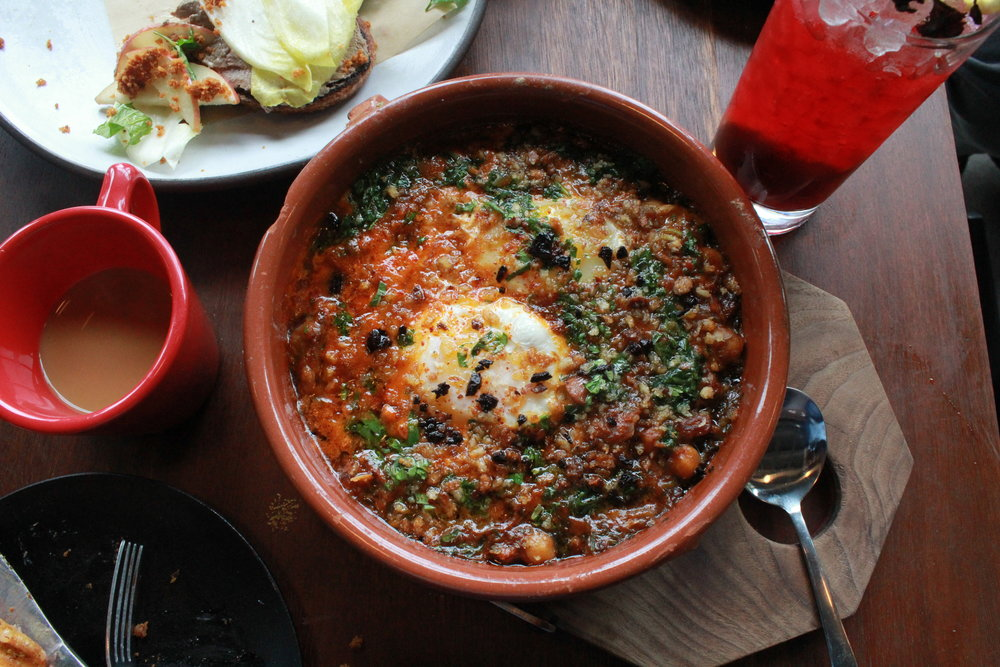 SPANISH INSPIRED WEEKEND BRUNCH AT BAR CASA VALE