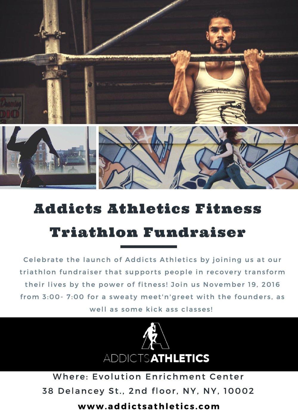 Addicts Athletics Fitness Triathlon
