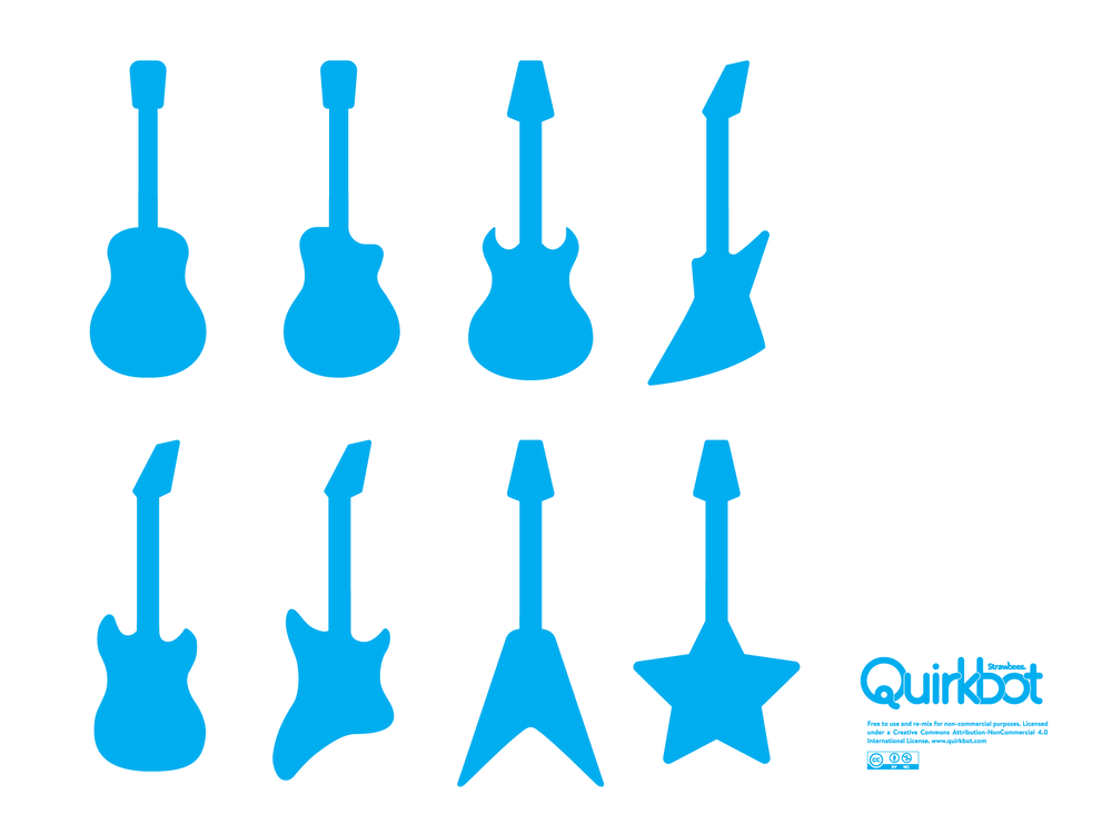 Guitars_solid_vector_silhouettes.png